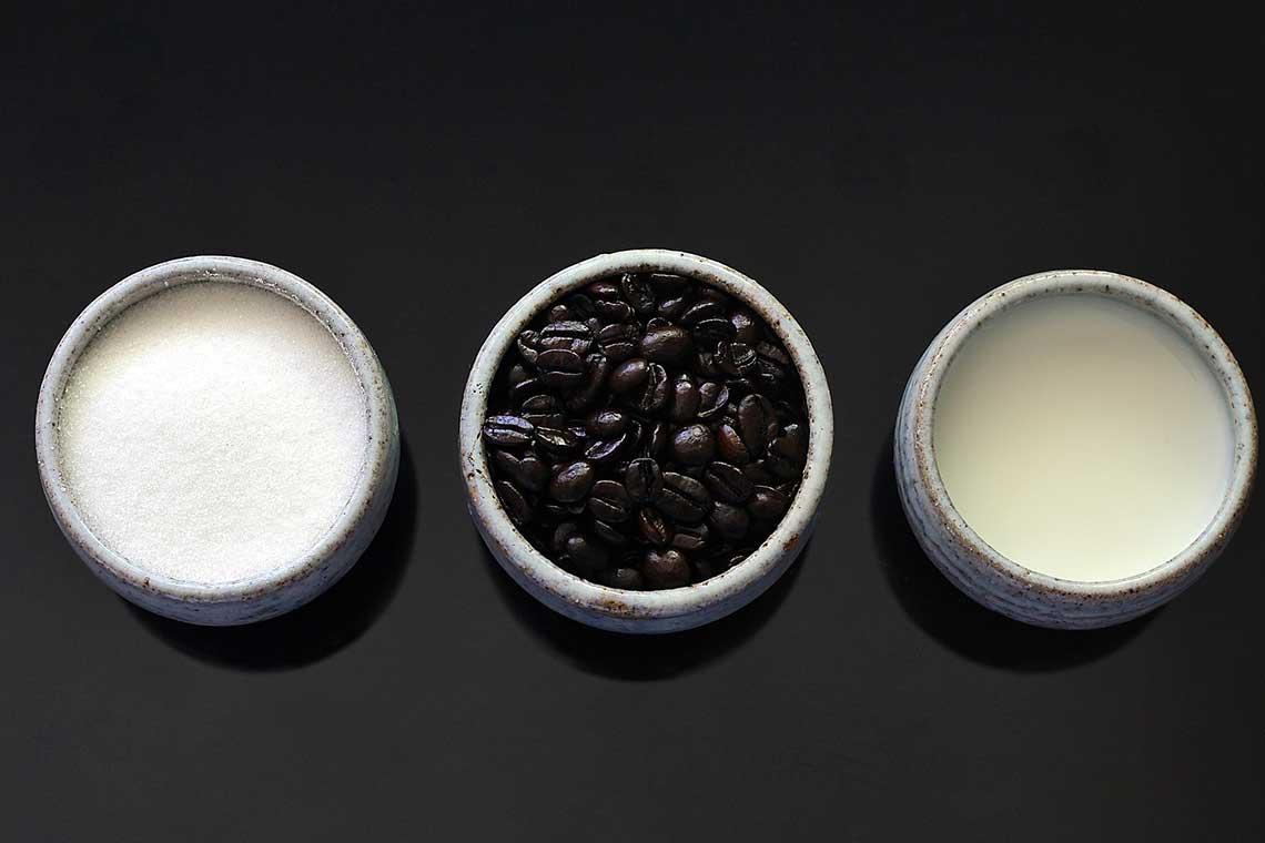 kafa i mleko