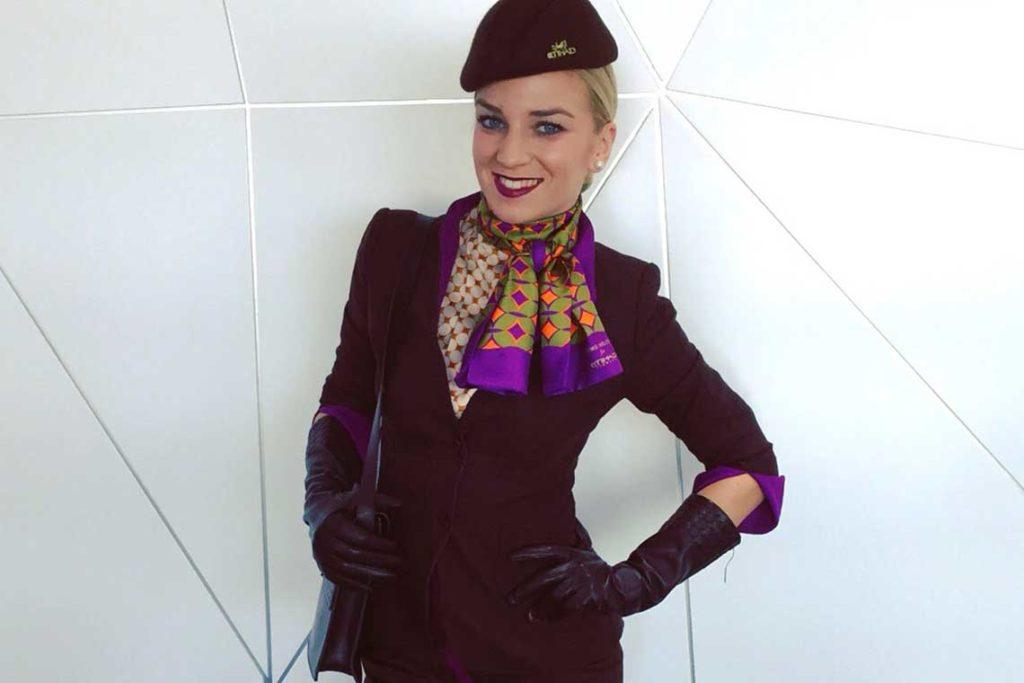 ivana biber stjuardesa
