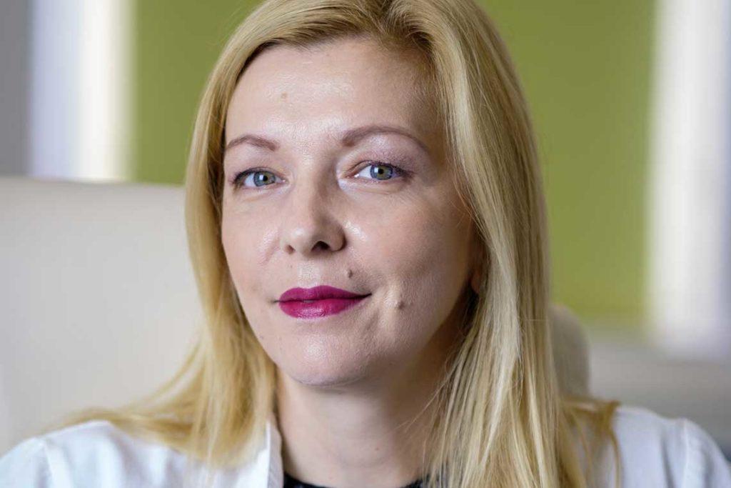 doktorka snezana baltic