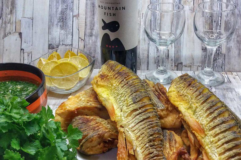 riba i vino brzinski recepti